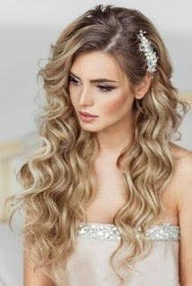 Clip In Extensions Are The Most Por For Both Brides And Bridal Party They A Simple Effective Way To Get That Perfect Wedding Day